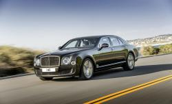 2015 Bentley Mulsanne #8
