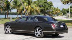 2015 Bentley Mulsanne #9