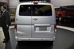 2015 Chevrolet City Express #3