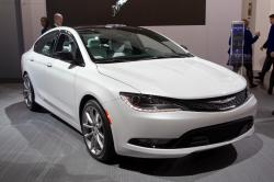 2015 Chrysler 200 #12