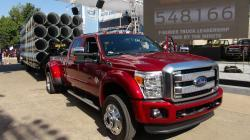 2015 Ford Super Duty Polishes The Imperfections On 2014 Models