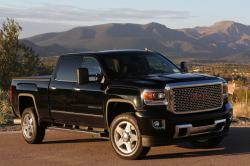 2015 GMC Sierra 2500HD #2