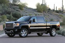 2015 GMC Sierra 2500HD #5