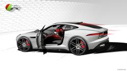 2015 Jaguar F-Type #8