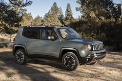 2015 Jeep Renegade #16