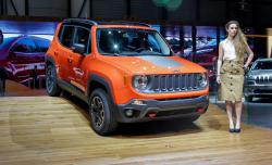 2015 Jeep Renegade #13