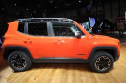 2015 Jeep Renegade #21
