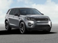 2015 Land Rover Discovery Sport #2