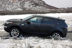 2015 Land Rover Discovery Sport #9