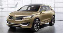 2015 Lincoln MKX #10