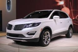 2015 Lincoln MKX #3