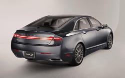 2015 Lincoln MKZ #11
