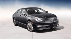 2015 Lincoln MKZ #5