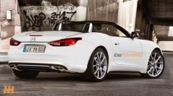 An insight into the 2015 Mazda MX-5 Miata