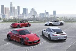 2015 Porsche 911 - Carrera GTS spy shots