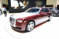 2015 Rolls-Royce Ghost Series II #3