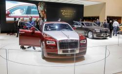2015 Rolls-Royce Ghost Series II #6
