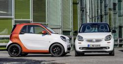 2015 smart fortwo #4