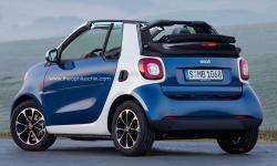2015 smart fortwo #5
