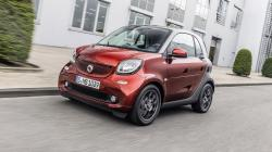 2015 smart fortwo #6
