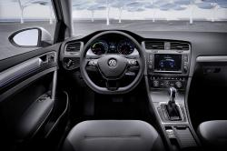 2015 Volkswagen e-Golf #3