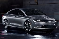 2015 Chrysler 200 #2
