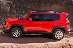 2015 Jeep Renegade #9