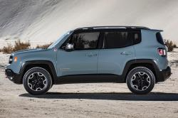 2015 Jeep Renegade #8