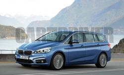 2016 BMW 2 Series Active Tourer #20