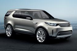 2016 Land Rover Discovery exterior #2