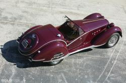 alfa romeo 6C, the Godfather of the Family