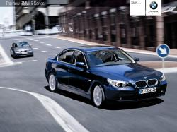 All we know about the fluidic car of BMW 5 series