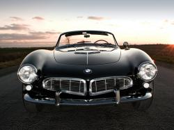 A closer look at the exquisite design of BMW 507