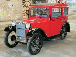 BMW Dixi - The First BMW Car Ever Made