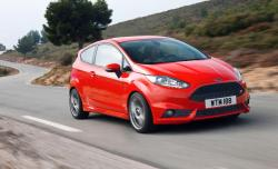 The Party Never Ends With The Ford Fiesta ST