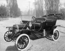 Ford T, The Forefather Of The Automotive Industry