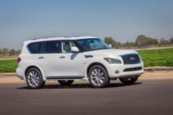 The Rebranding Process Of Infiniti QX80