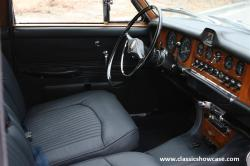 Jaguar 420 is as modest as a car gets