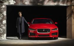 All the Royal Honours to Jaguar XE!