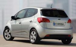 Kia Venga with all the space in the world