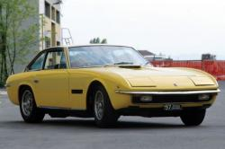 Lamborghini Islero's vintage photo gallery