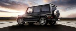 Mercedez-Benz G-Class – Above and beyond everyone