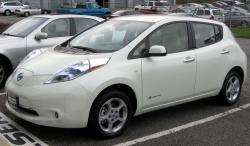 Nissan Leaf Proves That Electric Cars Don't Have To Be Ugly