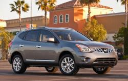 All-new Nissan Rogue never slips