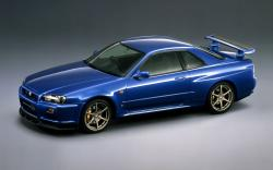 Nissan Skyline on Fast and Furious! Epic!