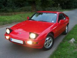 Porsche 924, That Is How You Take A Corner