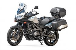 Suzuki V-Strom: the essence of riding a bike