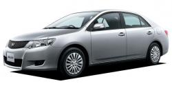 Toyota Allion is a true companion