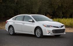 Toyota Avalon – Let's go places