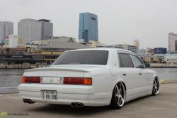 A Step to the New Century With Toyota Century